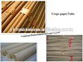 Crepe tubo de papel / transformador de isolamento tubo de papel / papel de embrulho
