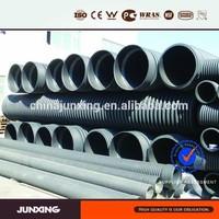 Culvert large diameter corrugated drainage pipe corrugated tubing