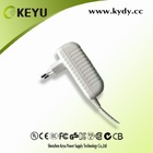 China supplier digital tv electric bike adapter & hidden camera power adapter&wall adapter with CE GS KC PSE 3C CB
