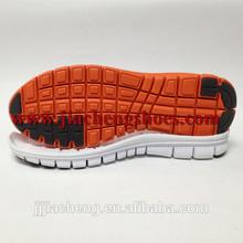 Eva TPR rubber half sole for repair shoes