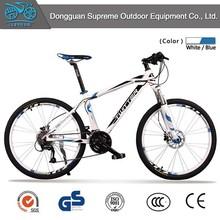 2015 new product 27 speed aluminum frame light weight 13 kg bicicleta