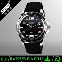 Cheap Popular Silicone Analog Quartz Watches Manufacturer