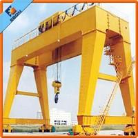 Big Capacity MG Type Double Girder Hanger Gantry Crane