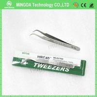vetus stainless steel tweezers/ tweezers for mobile repair tools