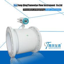 water flow meter plastic pipe