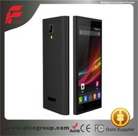 Android 4.2 quad core techno dual loud speaker mobile phone,black cherry mobile phone