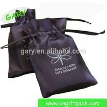 Cheap satin bag/satin gift bag/satin pouch with a Satin Drawstring