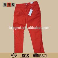 wholesale khaki girls sexy tight pants