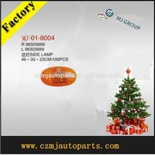 side lamp for Daewoo Matiz 1999 R:96323999 L 96323669