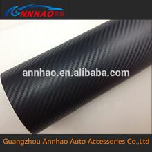 1.52*30m Car Protection and Decoration Air Release 3D Carbon Fiber Vinyl