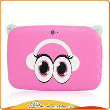 Special new products dual core 4.3inch colorful children pad