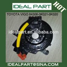 84306-0K021 TOYOTA HILUX VIGO steering wheel Airbag spiral Clock Spring