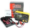 M004 VC60B + Digital Megger MegOhm medidor de aislamiento Tester DCV ACV resistencia