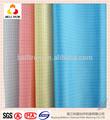 A cuadros f840 anti- acondicionador de seda para uniforme de sala limpia