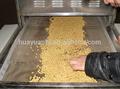 Maïs./soy bean/noir. beas/haricots verts micro ondes séchage machine pop