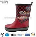Ch. C(147) zapatos para revendedores occidental de goma botas de lluvia botas de goma para los niños