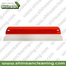 New style water clean rubber sillicone scraper,water blade,silicone squeegee