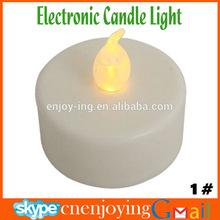 2015 Fashional Party Decorative Led Electronic Candle
