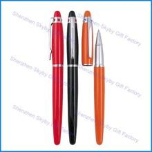 MP205 Goodsale Gift Red Orange Black Roller Pen