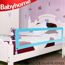 classical adjustable safety baby bed rail protection with ce