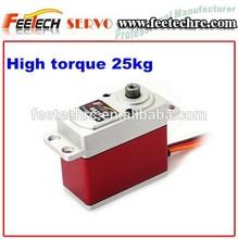 Small Electric Motors Car Toy Rc Car Kit Servo Feetech Fi8625M