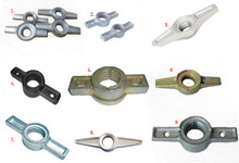 forged stainless steel wing nut bolts jack nut