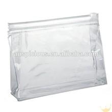 Beacnwear swimwear bikini packing bag vinyl pvc zipper bag