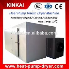 Recirculating Hot Air Raisin Dryer Machine