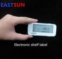 Waterproof dot matrix display LCD price tags supermarket price tags