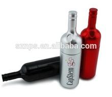 red wine bottle shaped usb flash drive, direct buy china mini usb bottle shaped