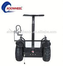 Incrível de carro elétrico de alta velocidade auto- equilíbrio motor de scooter