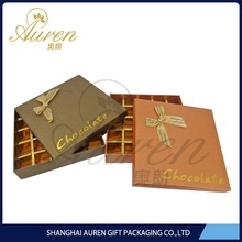 high grade special innovative chocolate boxes packaging