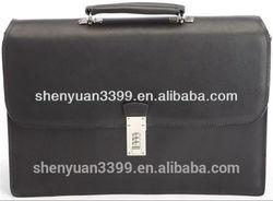 new arrival pu leatherhandbag/business breifcase for men