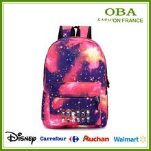 High Quality School Bag Type cute school bags red