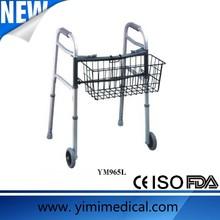 Special Design Hot Selling Disabled person Walker medical walking frames