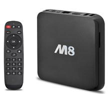 XBMC Gotham Android kitkat TV box Amlogic 8726 M8 S802 quad core 2.0GHz 2GB 8GB Bluetooth 2.4G/5G Dual WiFi TrueHD DTS