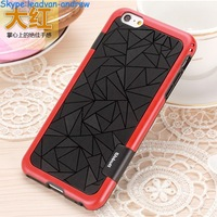 TPU and PC Phone Case For Iphone 6 Plus Case With Fashion Multi Color