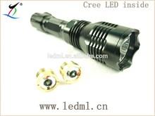 High Lumen LED Tactical Light Rail Mounted Tactical Light
