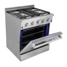 Stainless steel kitchen cabinets with microwave oven cabinet