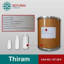 low toxic fungicide Thiram 95%/98%TC