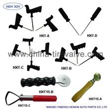 Tire repair plug kits