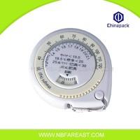 High quality 1M 2M 3M oem useful cheap body tape measure