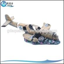WP-005 model Making aquarium ornaments factory in China