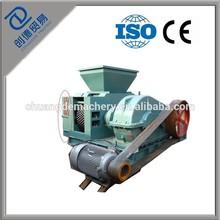 Small production machinery coal dust briquette making machine /carbon black ball pressing machine