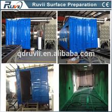 Containerised sand / shot blasting units (CE)