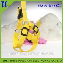 2015 wholesale Pet products led dog harness Lighting LED Dog Harness