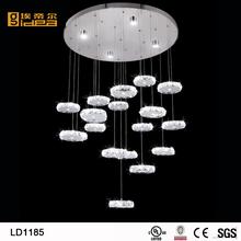 Big bang lamp, big ceiling light, big chandelier
