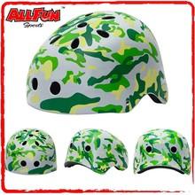 Planting color ABS material children skate helmet