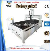 cnc router cutting tools/cnc furniture carving machinery QD-1530