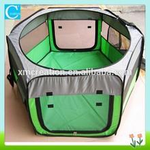 Foldable portable pet tent dog house
